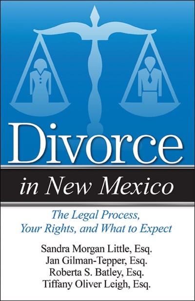 What steps are taken during the divorce process? from Chapter 1 Divorce in New Mexico