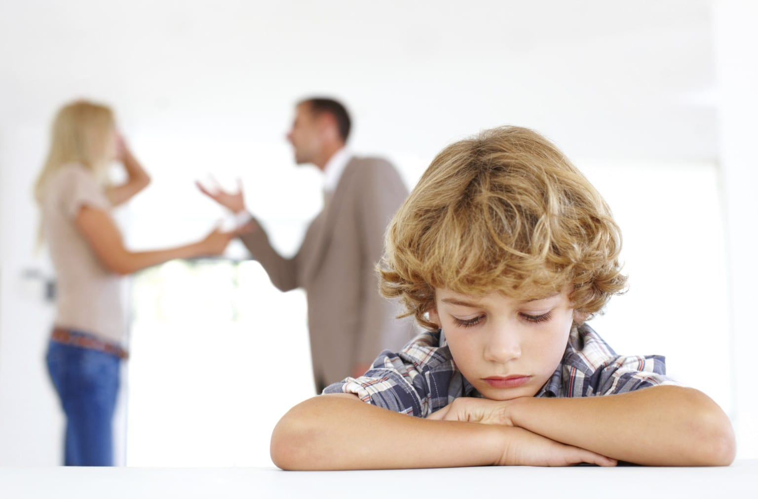 Don't Take the Bait! – Speaking with Your Children About the Details of Your Divorce Case